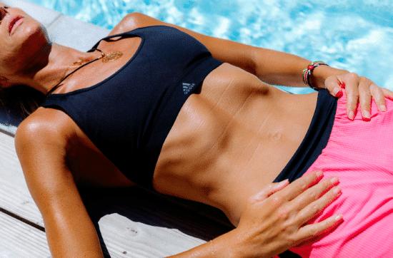 Irritable bowel flat belly
